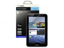 Belkin Transparent Screenprotector Samsung Galaxy Tab 2 7.0