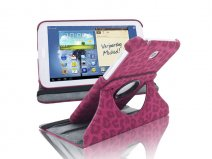 Panther Swivel Stand 360-turn Stand Case Samsung Galaxy Tab 3 (7.0)