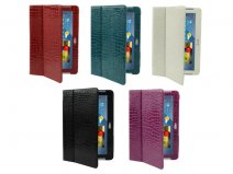 Croco Work & Media Stand Case voor Samsung Galaxy Tab 2 10.1