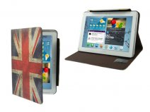 Great Brittain Vintage Flag Case Samsung Galaxy Tab 2 10.1 (P5100)