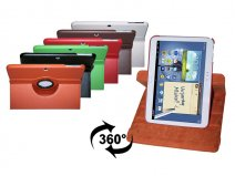 Swivel Stand Case - Samsung Galaxy Tab 3 10.1 Hoesje