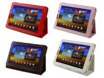 Color Series Kunstleren Case Samsung Galaxy Tab 7.7 P6800