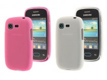 Frosted TPU Case Hoesje voor Samsung Galaxy Pocket Neo (S5310)