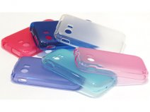 Frosted TPU Skin Case - Samsung Galaxy Y S5360 Hoesje