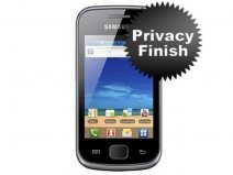 Privacy Screenprotector Samsung Galaxy Gio (S5660)
