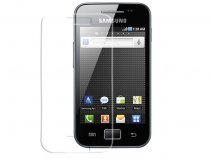Clear Screenprotector Samsung Galaxy Ace S5830