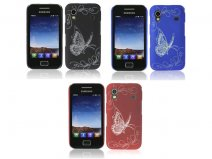 Butterfly Back Case voor Samsung Galaxy Ace (S5830)