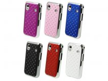 Diamond Deluxe Hard Case voor Samsung Galaxy Ace (S5830)