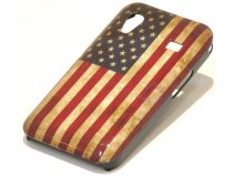 USA Vintage Flag Case Samsung Galaxy Ace S5830