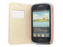 View Window Case - Samsung Galaxy Young S6310 Hoesje