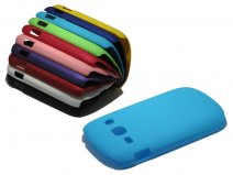 Color Series Hard Case Hoesje voor Samsung Galaxy Fame (S6810)
