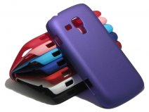 Color Series Hardcase - Samsung Galaxy Trend (Plus) / S Duos Hoesje