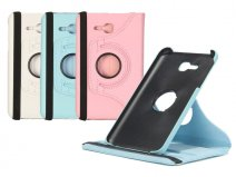 Baby Leather Swivel Case - Hoes voor Samsung Galaxy Tab 3 7.0 Lite