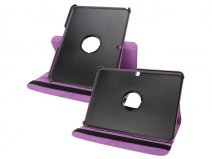 Roterende Swivel Case - Hoes voor Samsung Galaxy Tab 4 10.1