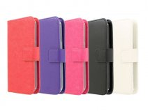 Wallet Book Case Hoesje voor Samsung Galaxy Pocket 2