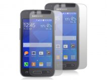 Clear Screenprotector voor Samsung Galaxy Trend 2 (2-pack)