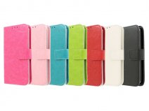 Wallet Book Case - Samsung Galaxy Grand Prime Hoesje
