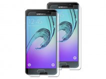 Samsung Galaxy A3 2016 Screenprotector 2-pack