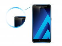 Samsung Galaxy A3 2017 Screenprotector Tempered Glass