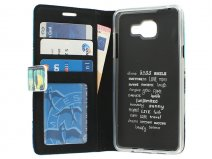 Hawaii Bookcase - Samsung Galaxy A5 2016 hoesje