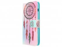 Dreamcatcher I Bookcase - Samsung Galaxy A5 2017 hoesje