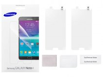 Originele Samsung Galaxy Note 4 Screenprotector