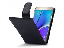 Samsung Galaxy Note 5 hoesje - Qubits Flip Case