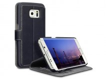 Covert UltraSlim Book Case - Samsung Galaxy S6 Edge hoesje