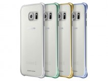 Samsung Galaxy S6 Edge Clear Cover - Origineel hoesje (EF-QG925B)