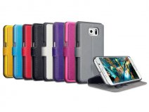Covert UltraSlim Book Case - Samsung Galaxy S6 Hoesje