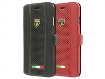Lamborghini Estoque-D2 Book Case - Samsung Galaxy S6 hoesje