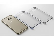 Samsung Galaxy S6 Clear Cover - Origineel Hoesje