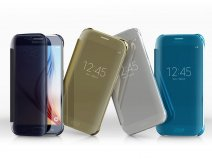 Samsung Galaxy S6 Clear View Cover Hoesje (EF-ZG920B)