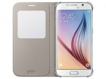 Samsung Galaxy S6 S-View Cover Hoesje (EF-CG920P)
