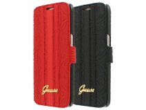 Guess Heritage Bookcase - Samsung Galaxy S7 hoesje