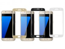 Samsung Galaxy S7 Screenprotector Curved Tempered Glass