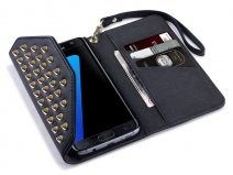 CaseBoutique Studded Case - Samsung Galaxy S7 hoesje