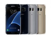 Samsung Galaxy S7 Clear Cover - Origineel Hoesje