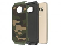 Rugged Camouflage Case - Samsung Galaxy S7 hoesje