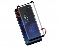 Samsung Galaxy S8 Curved Glass Protector voor Hoesjes