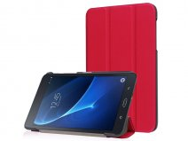 Samsung Galaxy Tab A 2016 7.0 hoesje - Smart Case Rood
