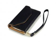 Covert Trifold Purse - Wallet Case voor Samsung Galaxy S3 mini