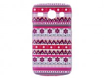 Winter Hard Case - Samsung Galaxy Core i8260 Hoesje