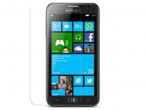 UltraClear Screenprotector voor Samsung Ativ S (i8750)