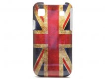 Great Brittain Vintage Flag Case Samsung Galaxy S (Plus)