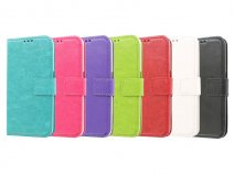 Wallet Case - Samsung Galaxy Grand Neo (Plus) hoesje