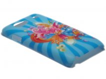 Crystals ''Funky' Hard Case Samsung Galaxy S Advance (i9070)