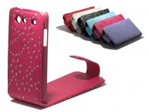 Glitter & Glamour Case Hoes Samsung Galaxy S Advance (i9070)