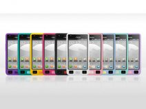 SwitchEasy Colors Silicone Skin voor Samsung Galaxy S2