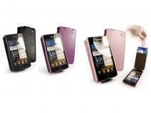 Tuff-Luv In-Genius Leren Case Samsung Galaxy S2